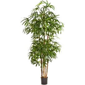 Fleur.nl - Natural Rhapis Palm XL - kunstplant