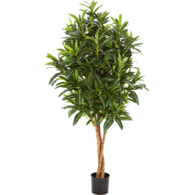 Fleur.nl - Croton Goldfinger - kunstplant