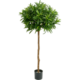 Fleur.nl - Croton Goldfinger Ball - kunstplant