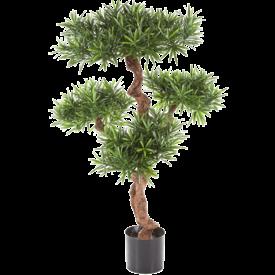 Fleur.nl - Podocarpus Mountain - kunstplant