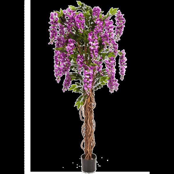 Wisteria Liana - kunstplant