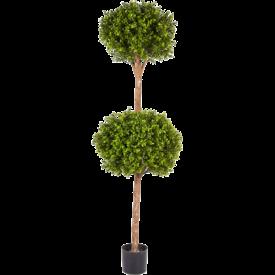 Fleur.nl - Boxwood Double Ball - kunstplant