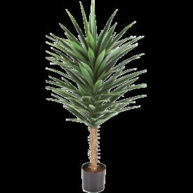 Fleur.nl - Plastic Yucca - kunstplant