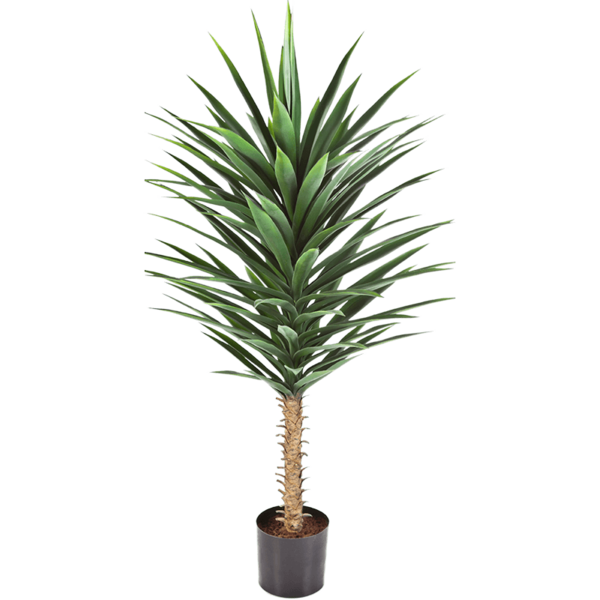 Plastic Yucca - kunstplant