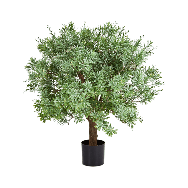 Crossostephium Ball - kunstplant