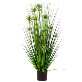 Fleur.nl - Onion Star Grass - kunstplant