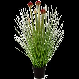 Fleur.nl - Allium Grass - kunstplant