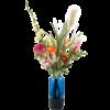 Boeket Flower Power - kunstplant