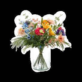 Fleur.nl - Boeket Pretty powerful - kunstplant