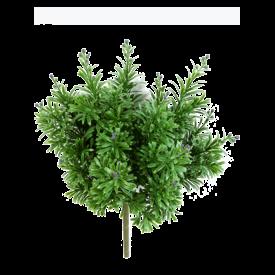 Fleur.nl - Crossostephium purple - kunstplant