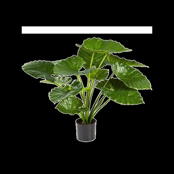 Alocasia Calidora - kunstplant