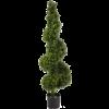 Boxwood Royal Spiral Tree - kunstplant