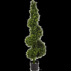 Fleur.nl - Boxwood Royal Spiral Tree - kunstplant