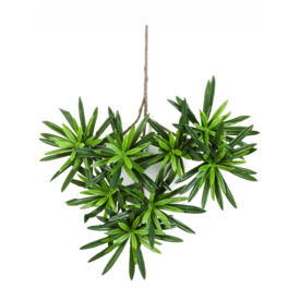 Fleur.nl - Podocarpus Spray - kunstplant