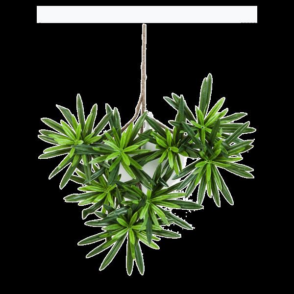 Podocarpus Spray - kunstplant