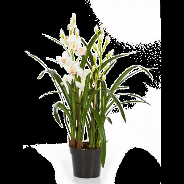 Cymbidium Orchid - kunstplant