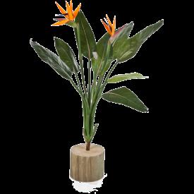 Fleur.nl - Strelitzia Reginae Small - kunstplant