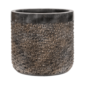 Fleur.nl -Baq Luxe Lite Universe Layer Cylinder Ø 23 cm