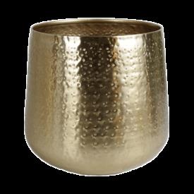Fleur.nl - Pot Metal Gold Ø 40