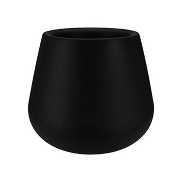 Elho Pure Cone Black Ø 43