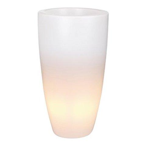 Pure Soft Hoog Rond LED Lighting Ø 40