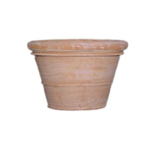 Terracotta Doppio Bordo (handgemaakt)