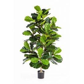 Fleur.nl - Ficus Lyrata - kunstplant