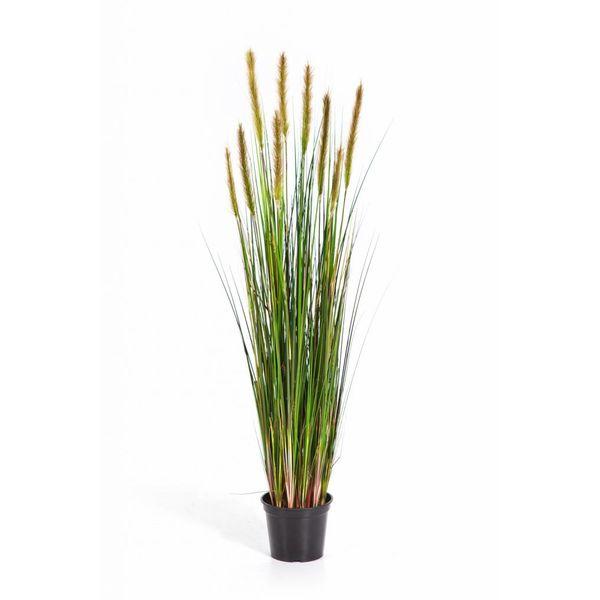Grass Foxtail Yellow - kunstplant