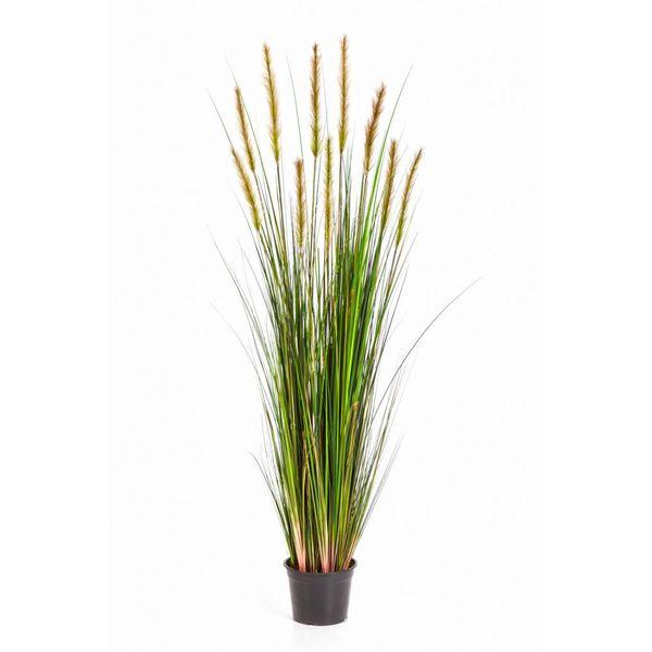 Grass Foxtail Yellow XL - kunstplant