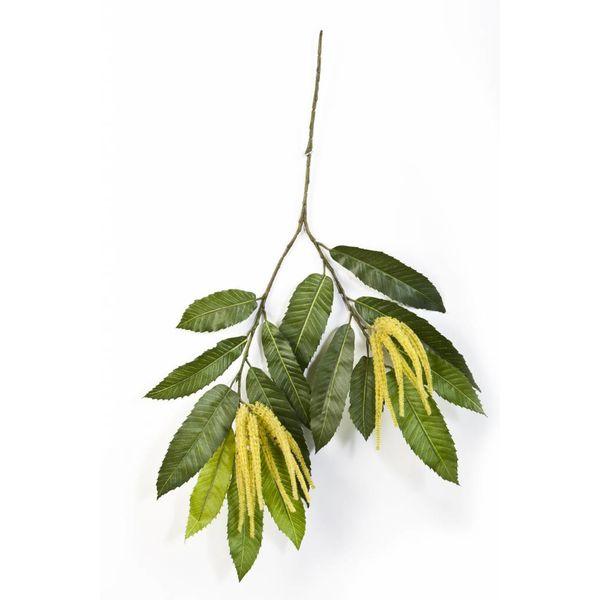 Chestnut Spray Yellow - kunstplant