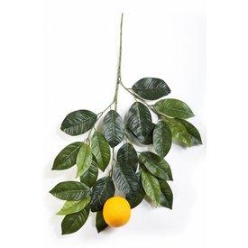 Fleur.nl - Orange Spray - kunstplant