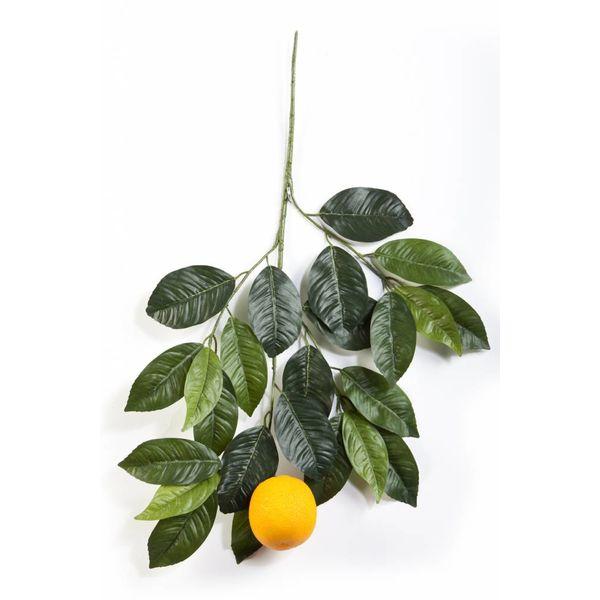 Orange Spray - kunstplant