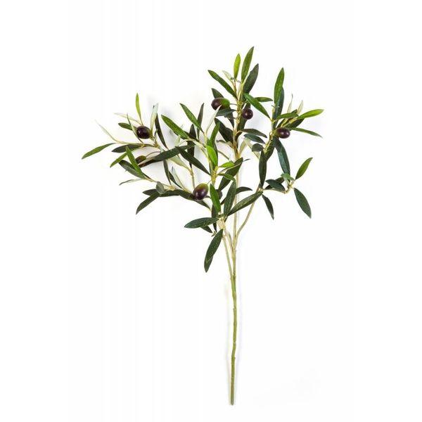 Natural Olive Spray - kunstplant