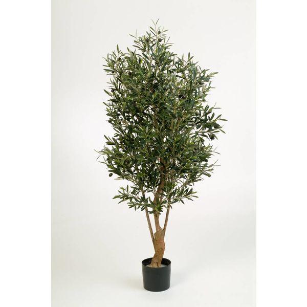 Natural Twisted Olive - kunstplant