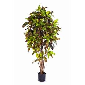 Fleur.nl - Croton Tree - kunstplant