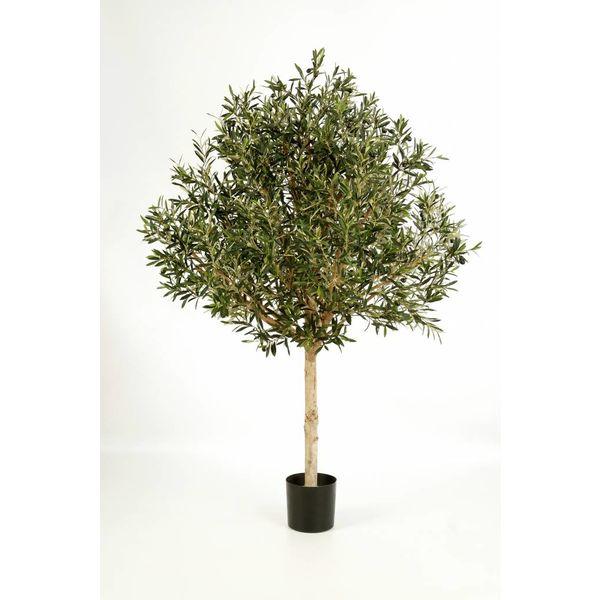 Olea Naturel Tree Topiary - kunstplant