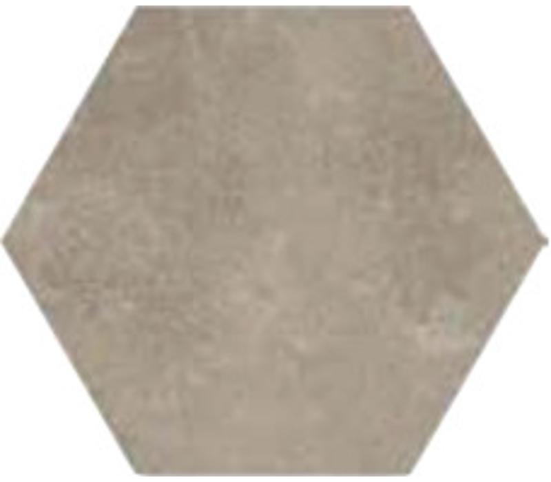 vloertegel FUSION Cemento Esagona lato 15