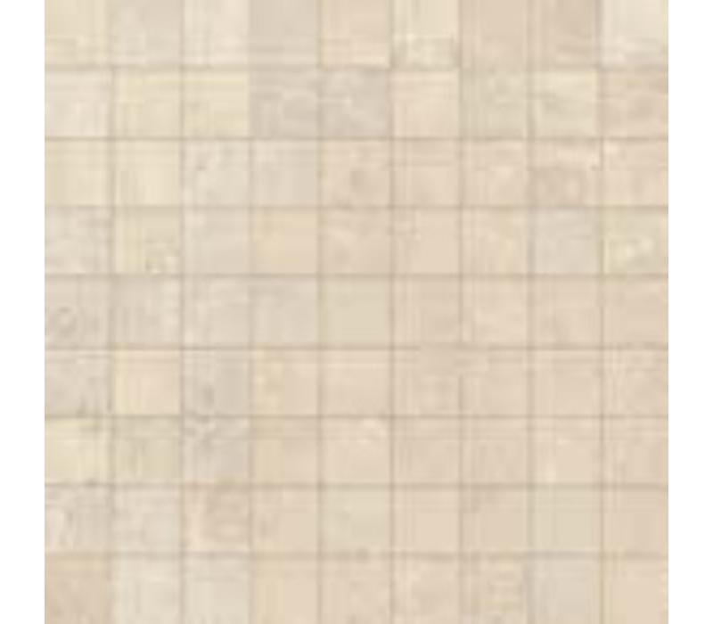 Mozaïek FUSION Bianco 30x30 cm