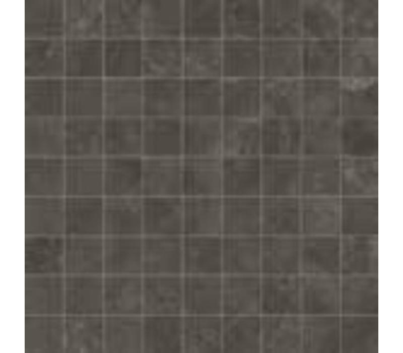 Mozaïek FUSION Antracite 30x30 cm