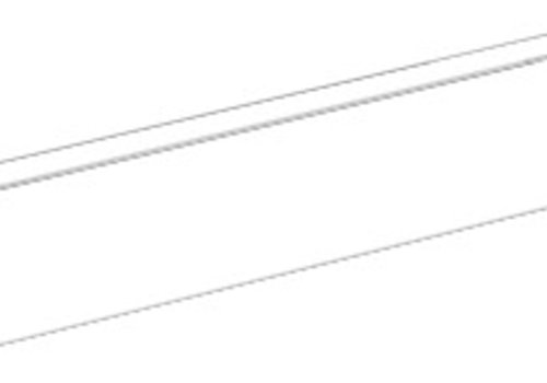 Castelvetro Plint FUSION Tortora 7x60 cm