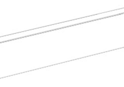 Castelvetro Plint FUSION Piombo 7x60 cm
