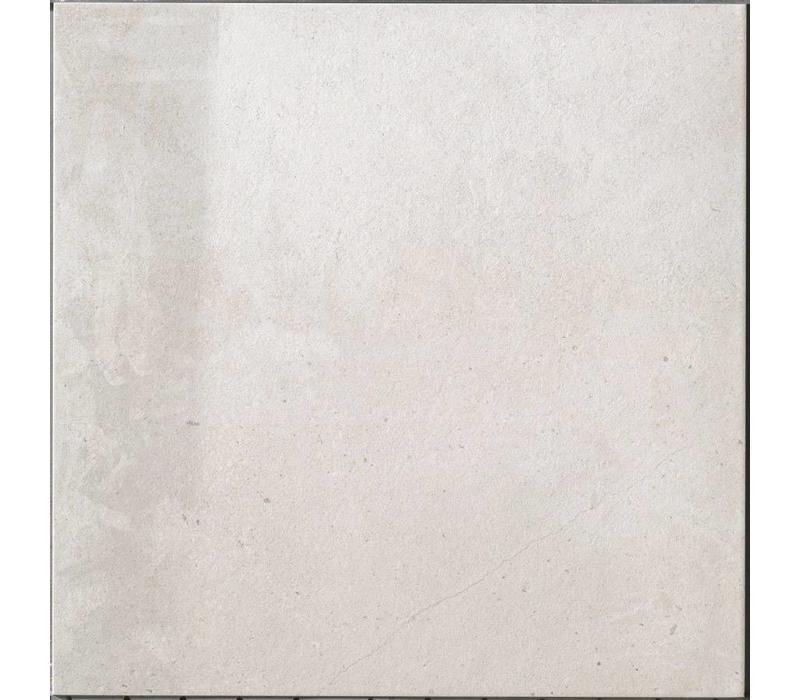 vloertegel PIETRA BAUGE Bianca 60x60 cm - 10 mm