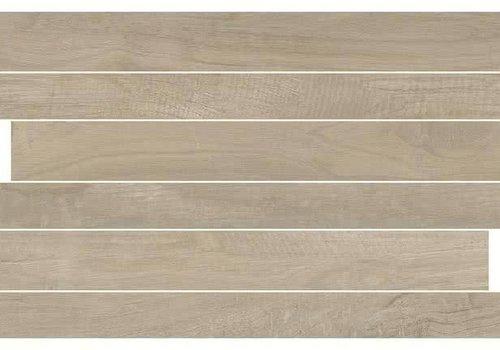 Castelvetro Muretto WOODLAND Stick Maple 20x50 cm