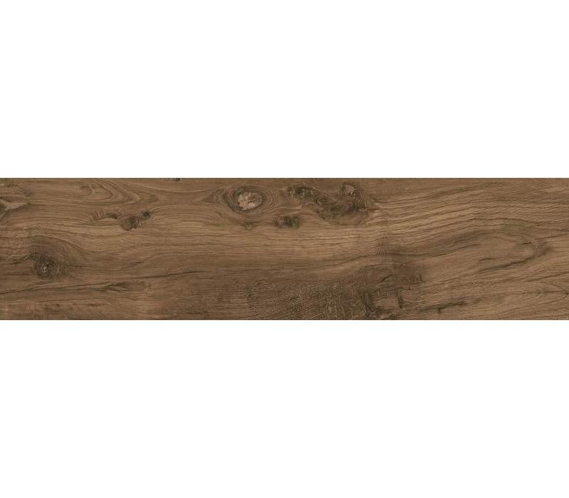 vloertegel WOODLAND Cherry 20x80 cm