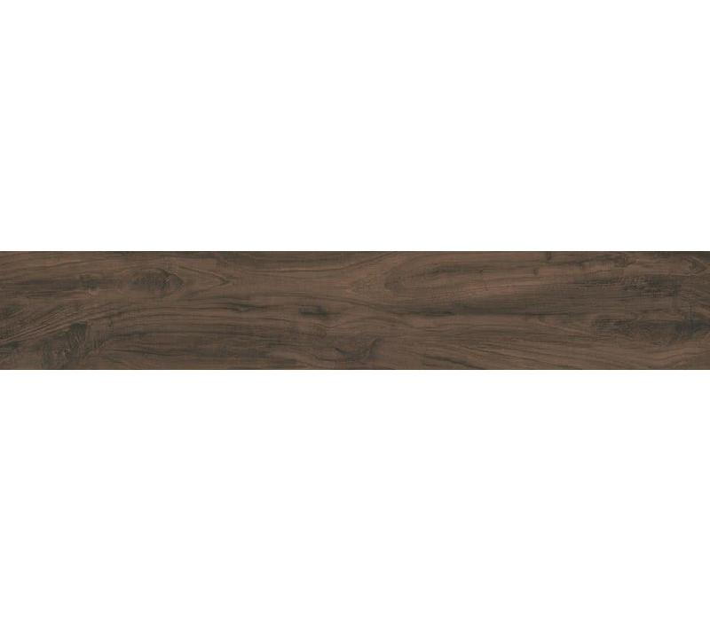 vloertegel WOODLAND Walnuts 20x120 cm