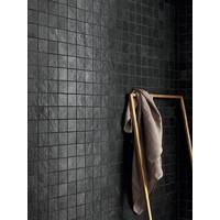 Mozaïek WATERFALL Dark Flow 30x30 cm Lapp.