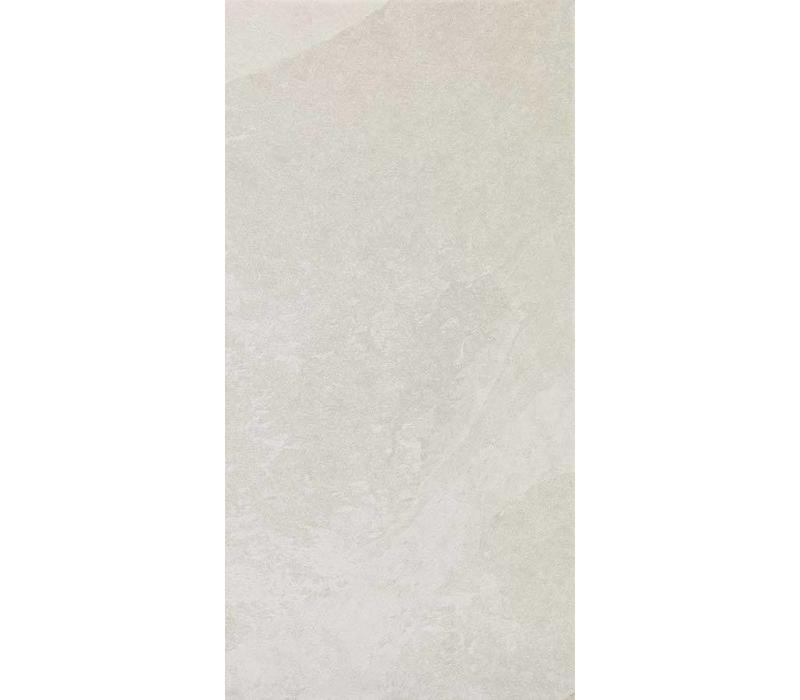 vloertegel SLAB Snow 30x60 cm