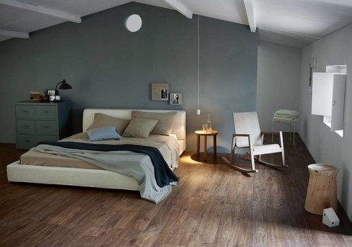 Marazzi vloertegel TREVERKHOME Castagno 30x120 cm