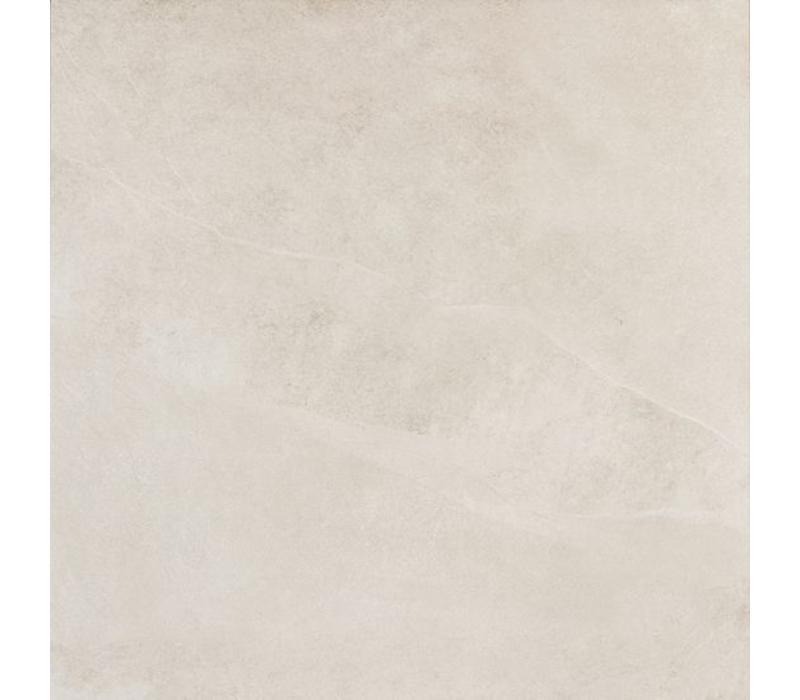 vloertegel MYSTONE ARDESIA Bianco 75x75 cm Rett.