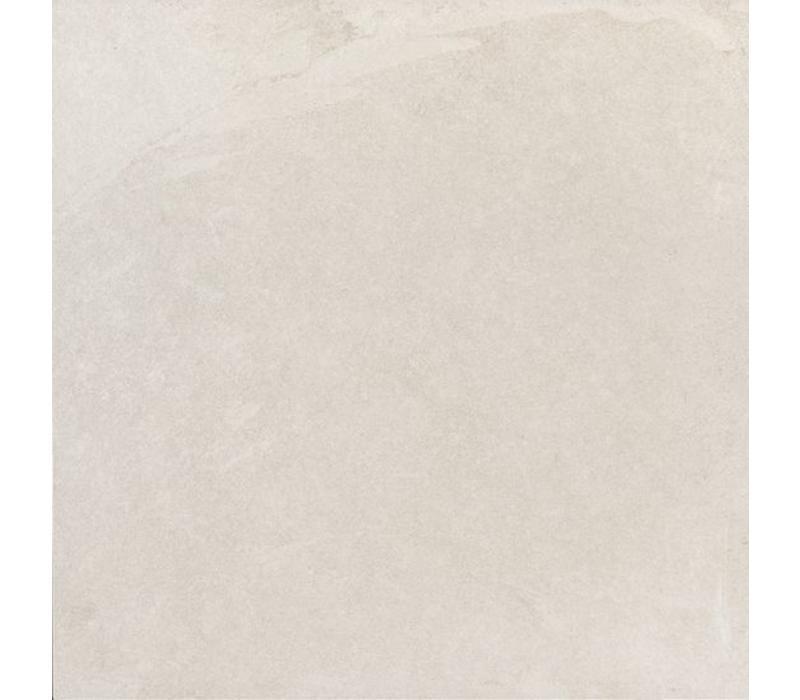 vloertegel MYSTONE ARDESIA Bianco 60x60 cm Rett.